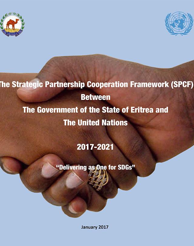 The Strategic Partnership Cooperation Framework 2017- 2021