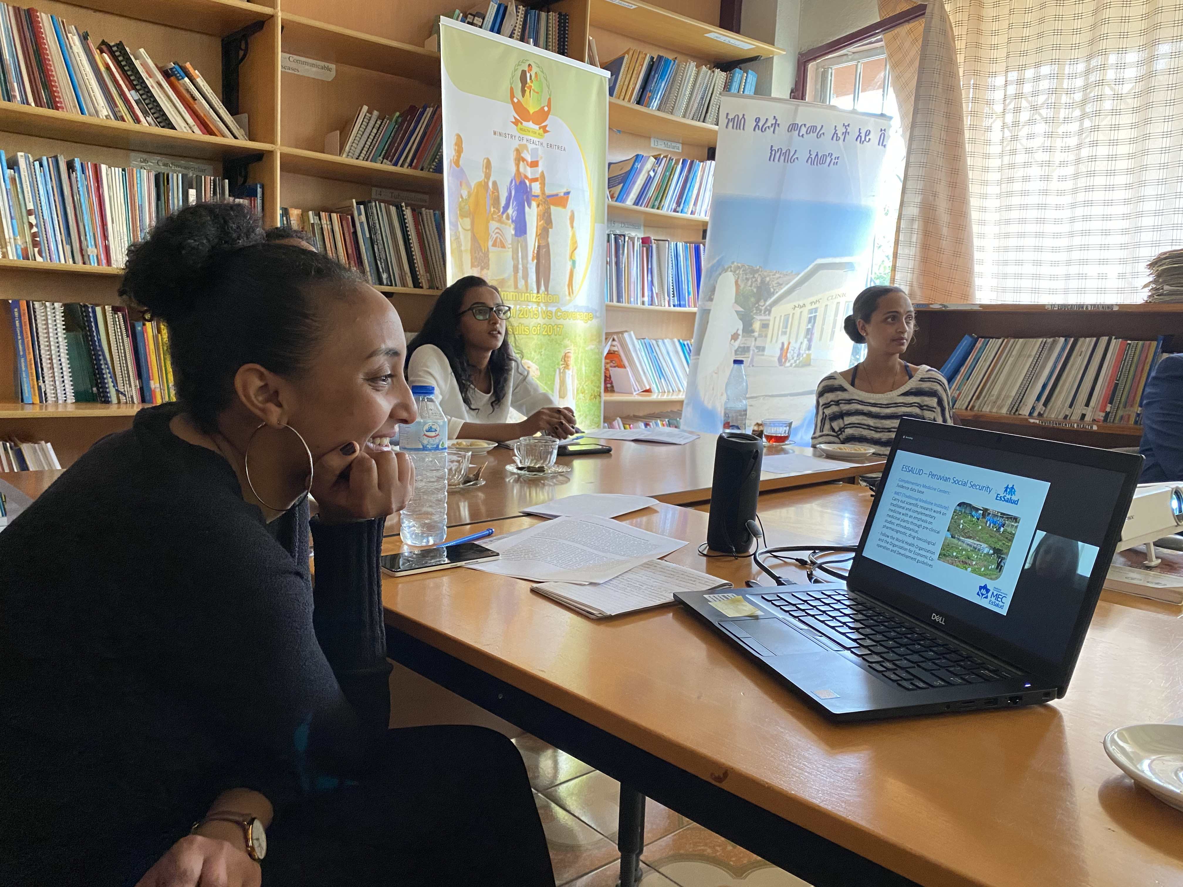 First WHO interregional training workshop on ensuring the quality of traditional, complementary and integrative medicine (TCI) products